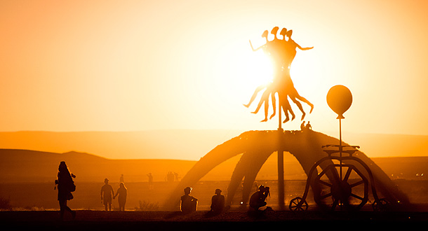 About Afrikaburn