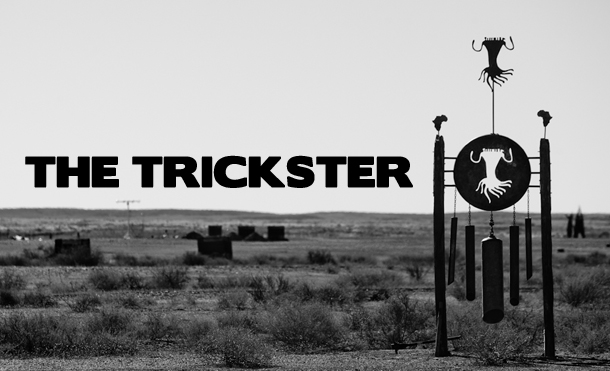 Image for the 2014 theme of AfrikaBurn - The Trickster
