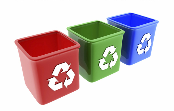 recycling-post